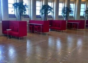 Rivergate Tower Lobby